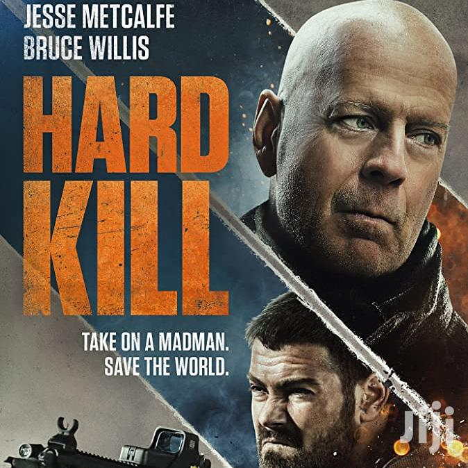 Hard Kill 2020 Movie