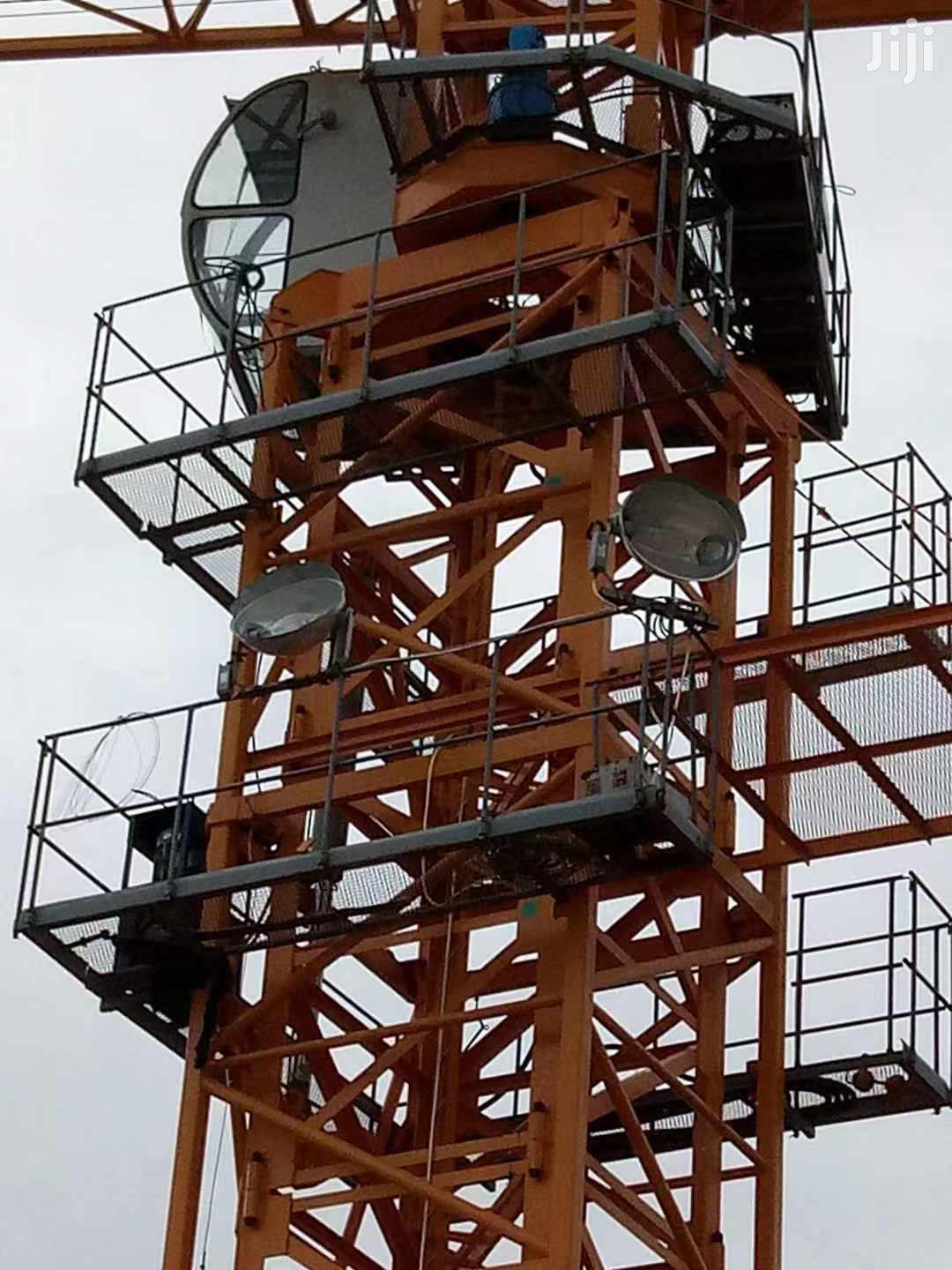 Archive: Second Hand Tower Crane
