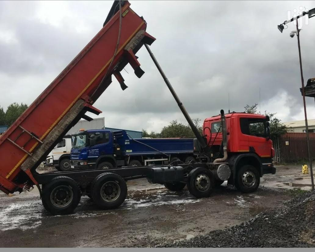 This Is Scania Tipper Used From Uk | Trucks & Trailers for sale in Ilala, Dar es Salaam, Tanzania