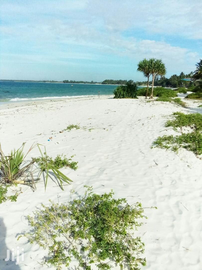 Archive: Kiwanja 2 Acres Beach Plot, Kigamboni