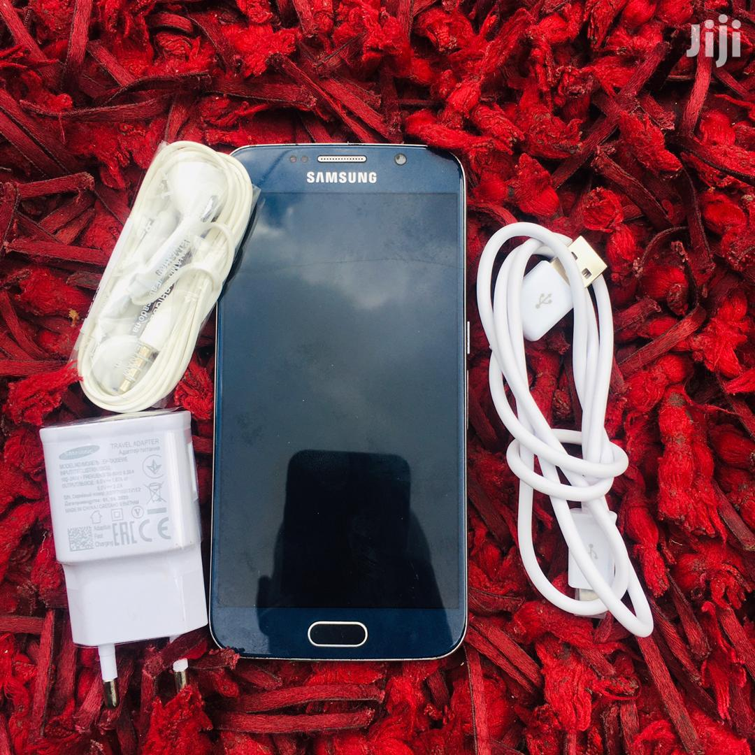 New Samsung Galaxy S6 32 GB Silver