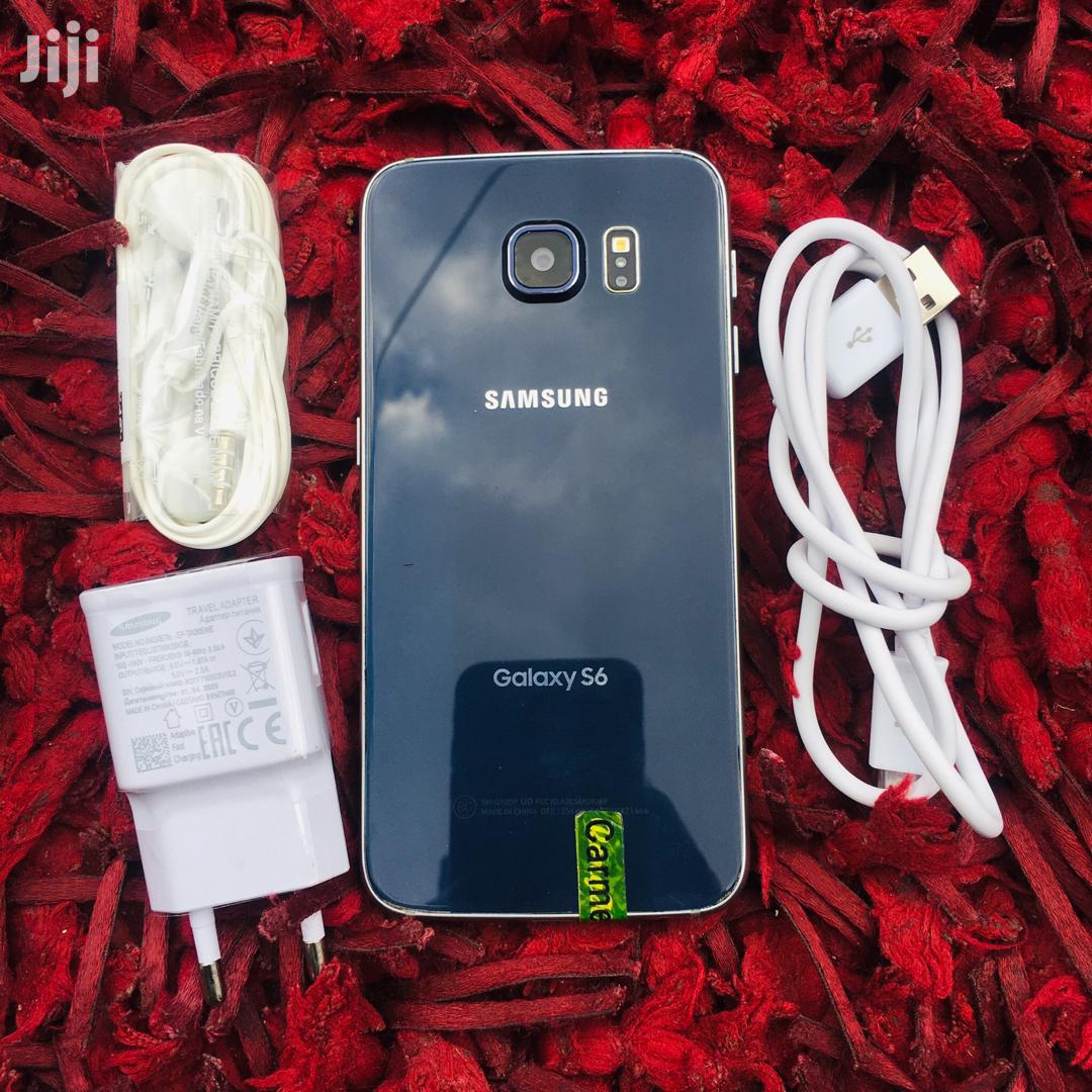New Samsung Galaxy S6 32 GB Silver | Mobile Phones for sale in Kinondoni, Dar es Salaam, Tanzania