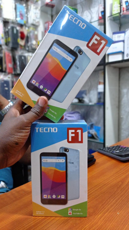 New Tecno F1 8 GB Black   Mobile Phones for sale in Ilala, Dar es Salaam, Tanzania