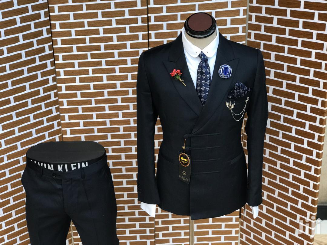 Men's Fashion Three Pieces Suit