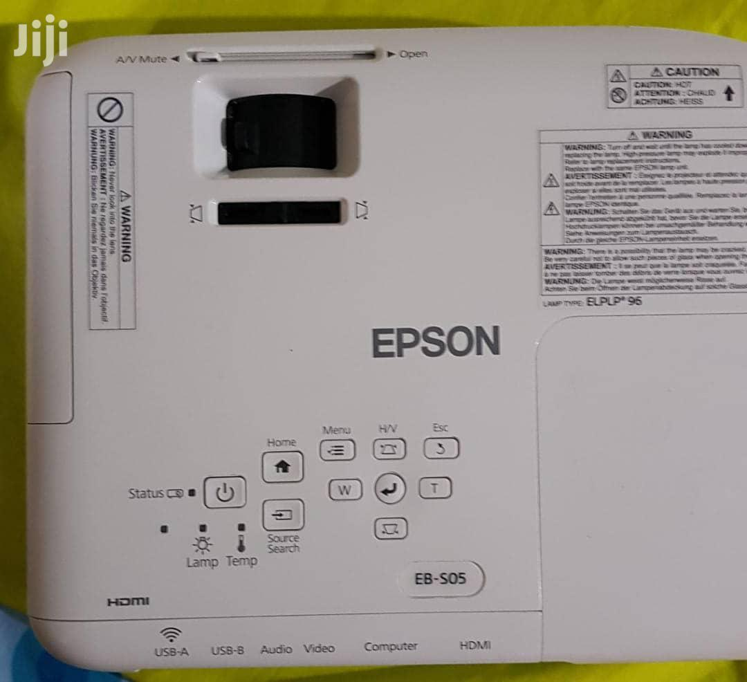 Epson Projector | Accessories & Supplies for Electronics for sale in Kinondoni, Dar es Salaam, Tanzania
