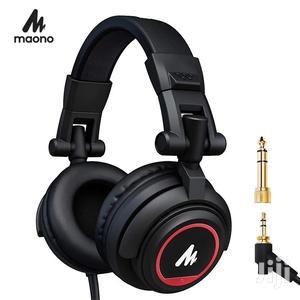 MAONO 3M Rolling Cable Professional Studio Monitor Headphone   Headphones for sale in Dar es Salaam, Kinondoni