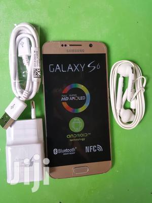 New Samsung Galaxy S6 32 GB Gold | Mobile Phones for sale in Dar es Salaam, Kinondoni