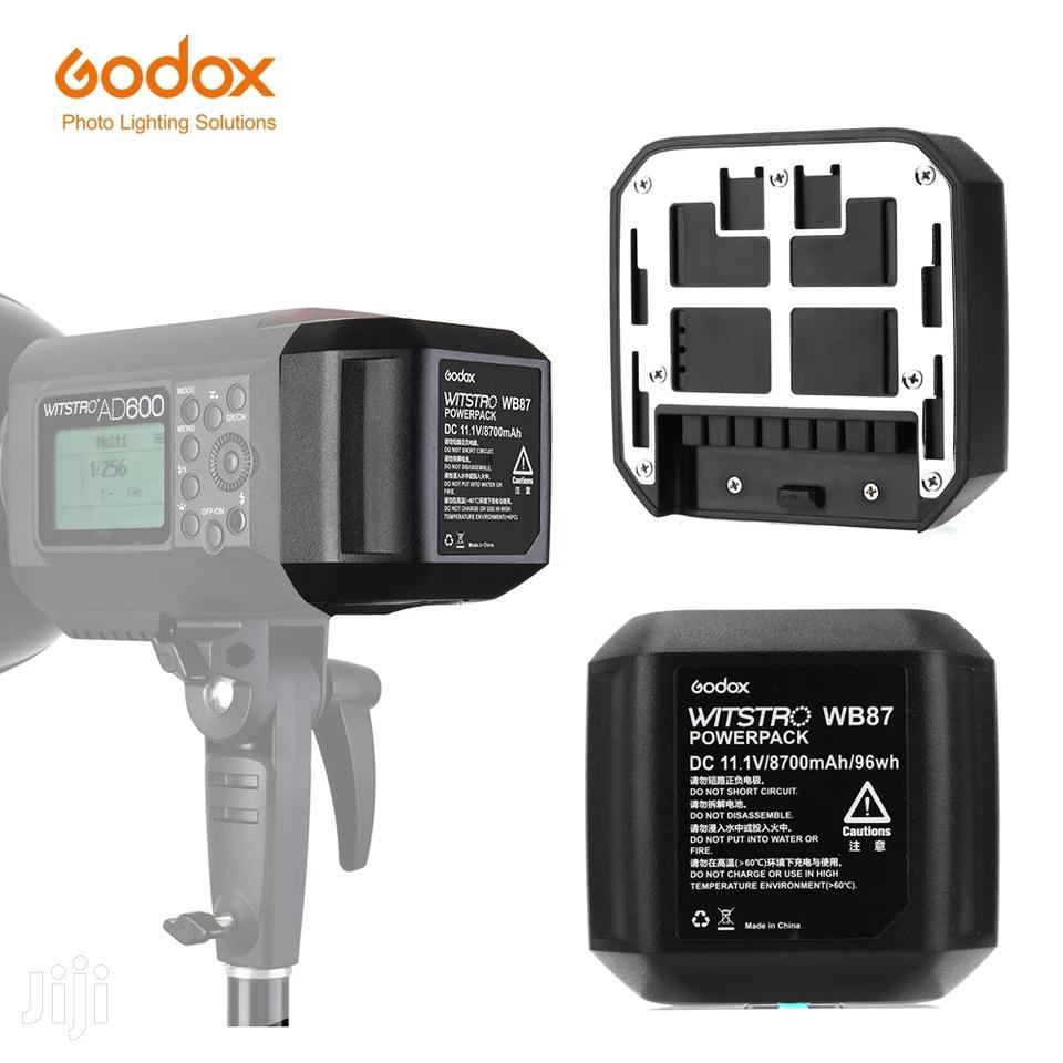 Godox WB87 Battery Pack 11.1V 8700mah For AD600BM