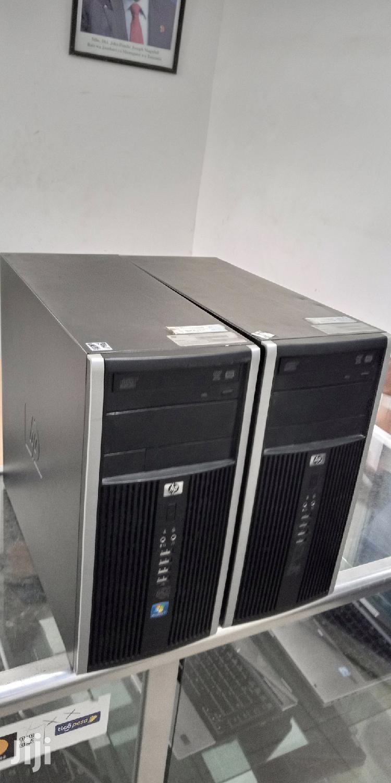 Desktop Computer HP 2GB Intel Core 2 Duo HDD 250GB | Laptops & Computers for sale in Ilala, Dar es Salaam, Tanzania