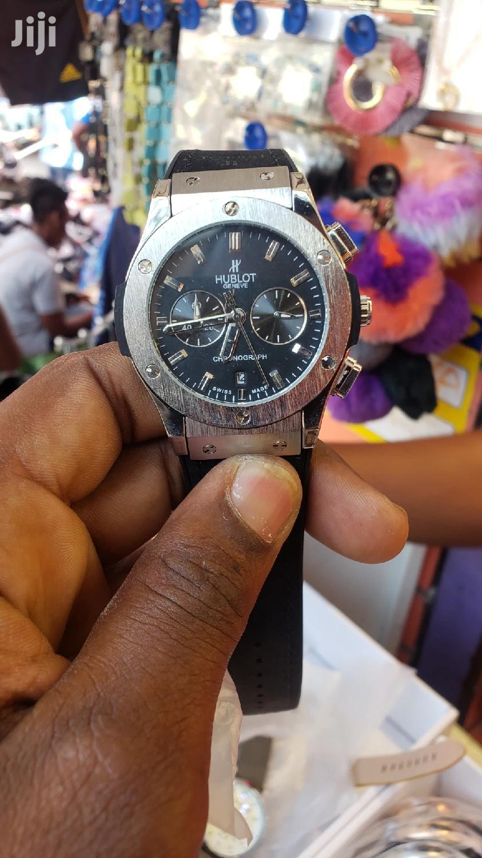 Archive: Original Hublot Watches