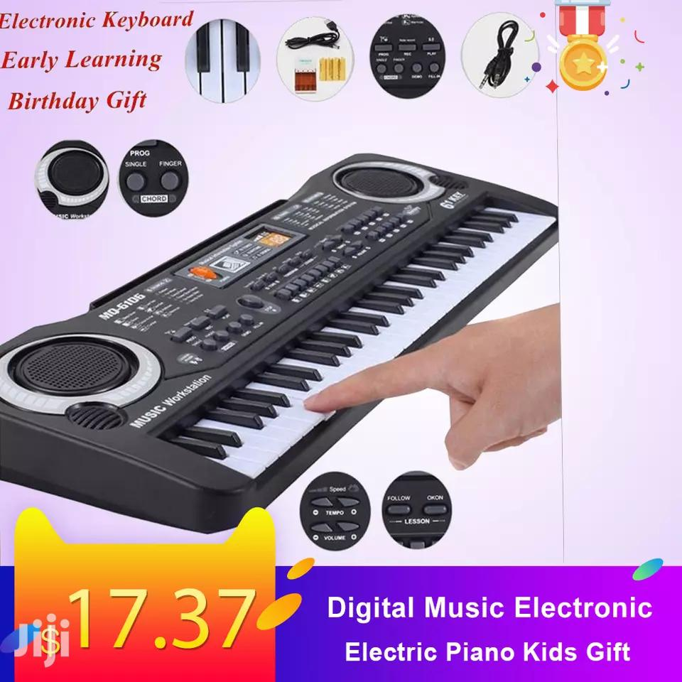 Electronic Keyboard for Children and Bigginners
