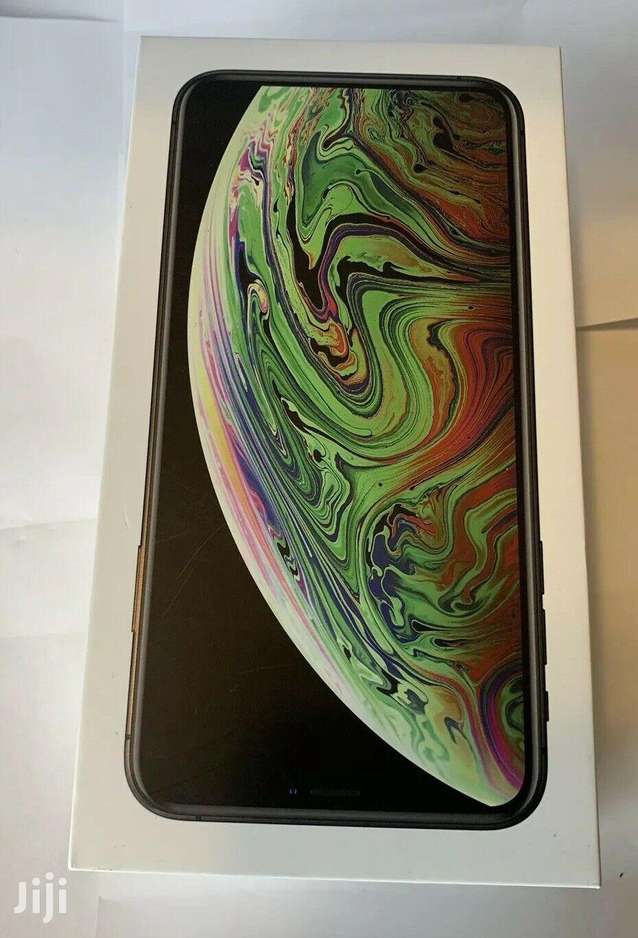 Archive: New Apple iPhone XS Max 256 GB Black