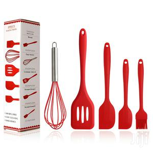 Heat Resistant Food Grade Silicone 5Pcs Set   Kitchen & Dining for sale in Dar es Salaam, Kinondoni
