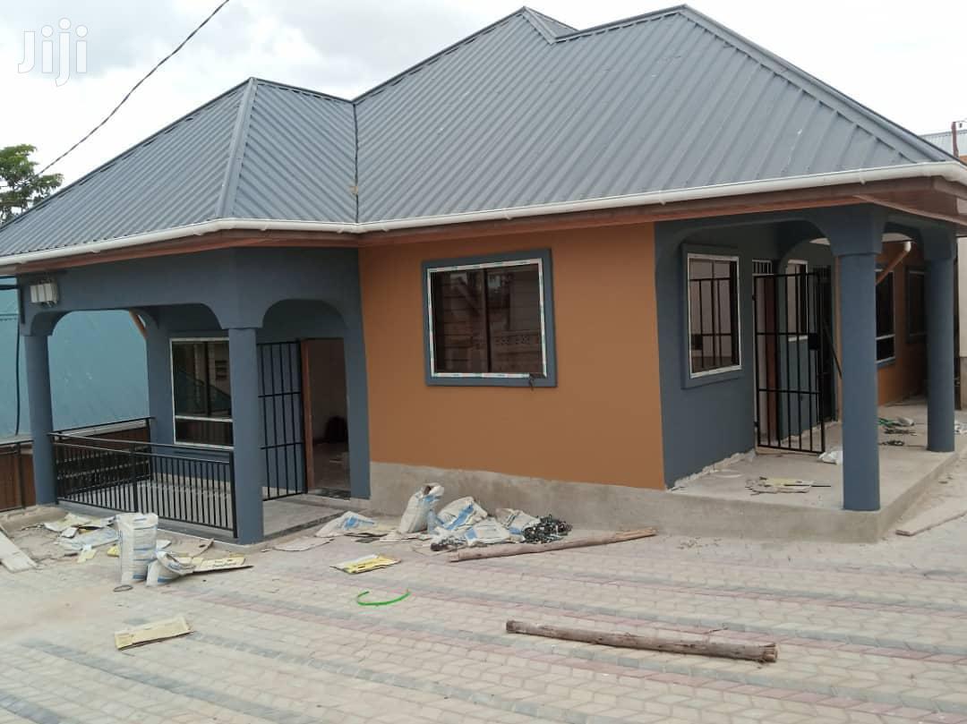 Two Bedrooms House At Kimara Temboni