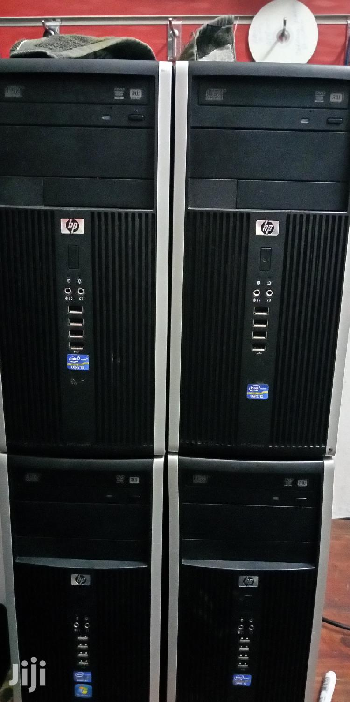Desktop Computer HP 4GB Intel Core i5 HDD 500GB