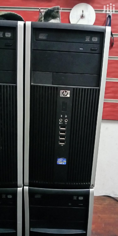 Desktop Computer HP 4GB Intel Core i5 HDD 500GB | Laptops & Computers for sale in Ilala, Dar es Salaam, Tanzania