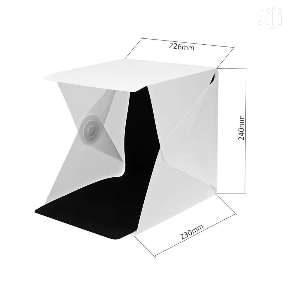 Archive: ED Folding Lightbox Portable Photography Studio Softbox