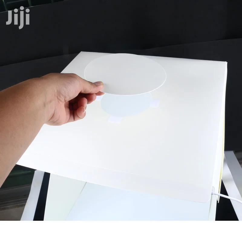 Archive: 40CM Large Size Folding Lightbox Photography