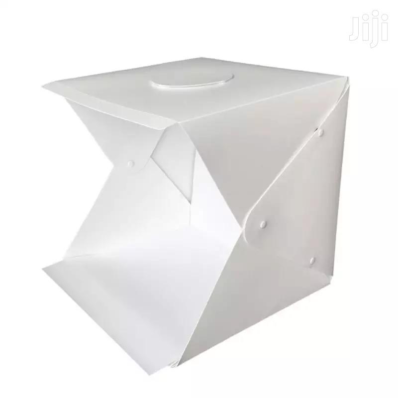 Archive: 30cm Mini Folding Light Box Photography Photo Studio Softbox