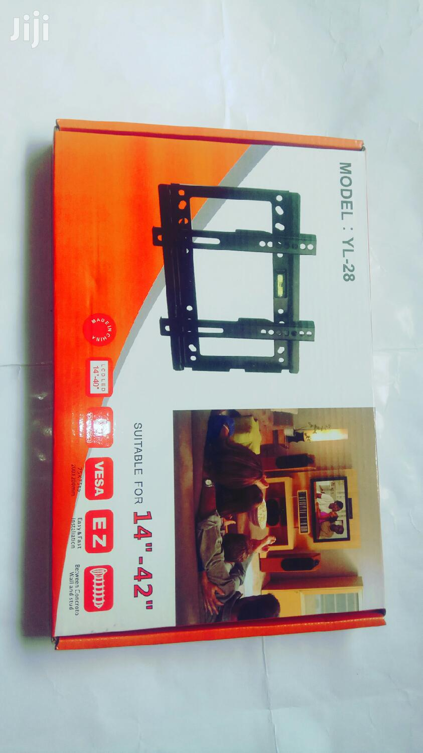Universal Tv Wallmount | Accessories & Supplies for Electronics for sale in Kinondoni, Dar es Salaam, Tanzania