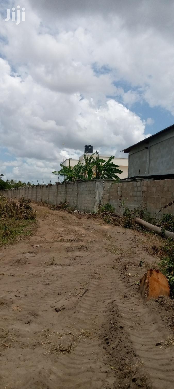 Tunauza Viwanja Vilivyopimwa Kigamboni Ungindoni
