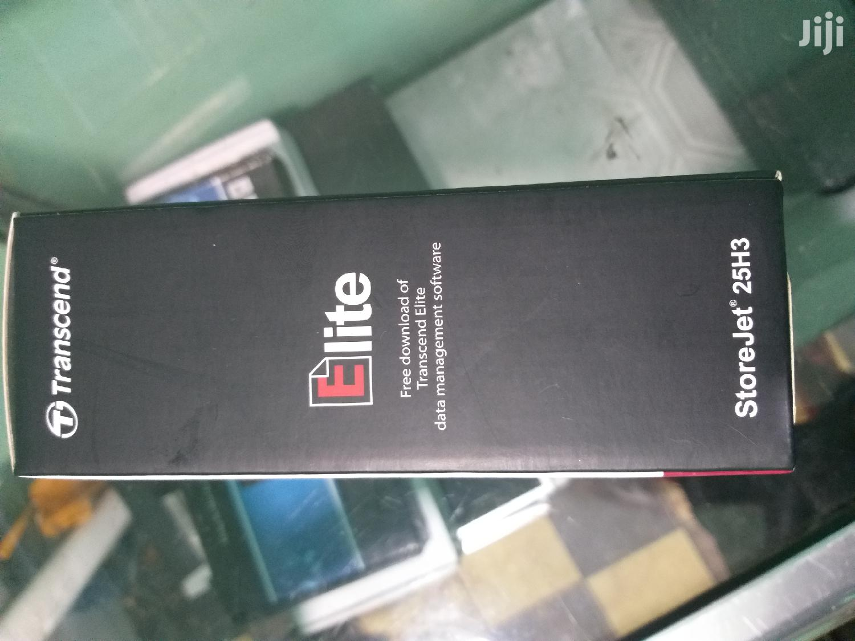 4TB Trancend Genuine External HDD | Computer Hardware for sale in Ilala, Dar es Salaam, Tanzania