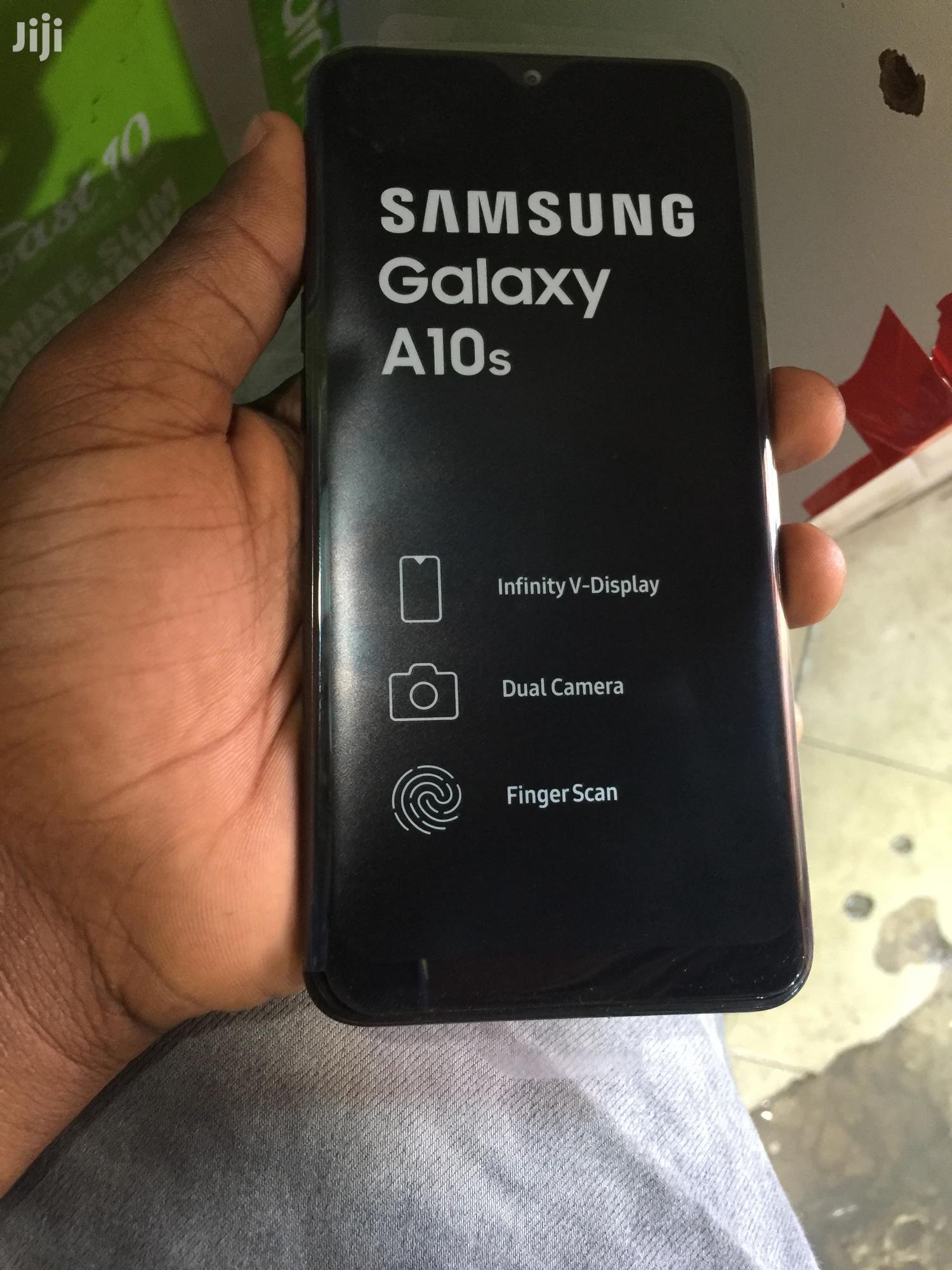Archive: New Samsung Galaxy A10s 32 GB Black