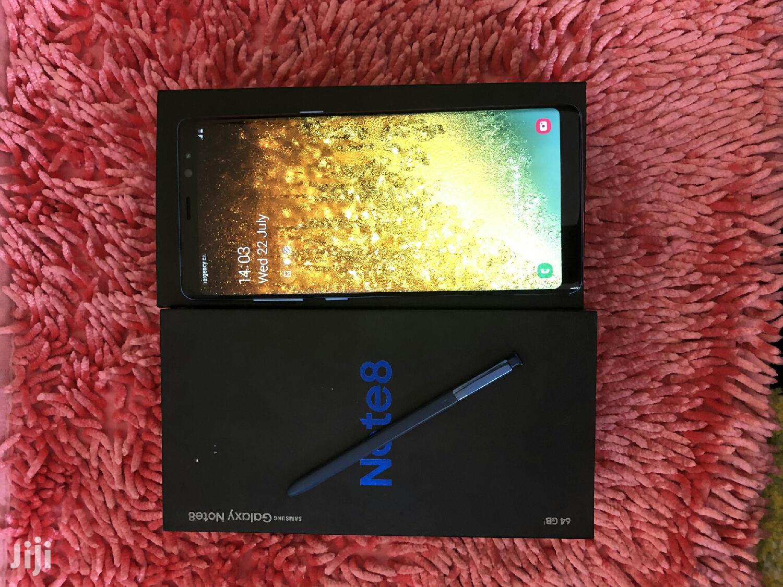 New Samsung Galaxy Note 8 64 GB Gold | Mobile Phones for sale in Kinondoni, Dar es Salaam, Tanzania