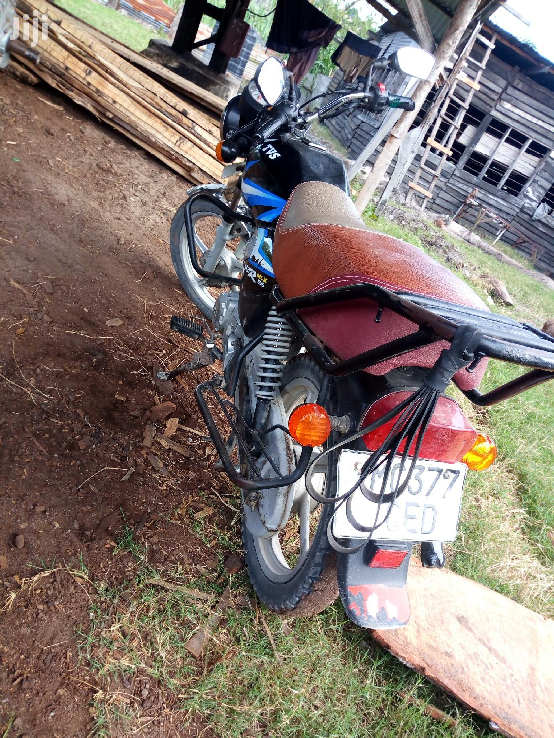 TVS Apache 180 RTR 2017 Blue | Motorcycles & Scooters for sale in Ilala, Dar es Salaam, Tanzania
