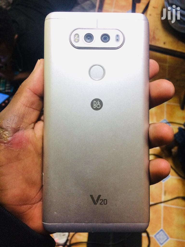 LG V20 64 GB Silver | Mobile Phones for sale in Temeke, Dar es Salaam, Tanzania