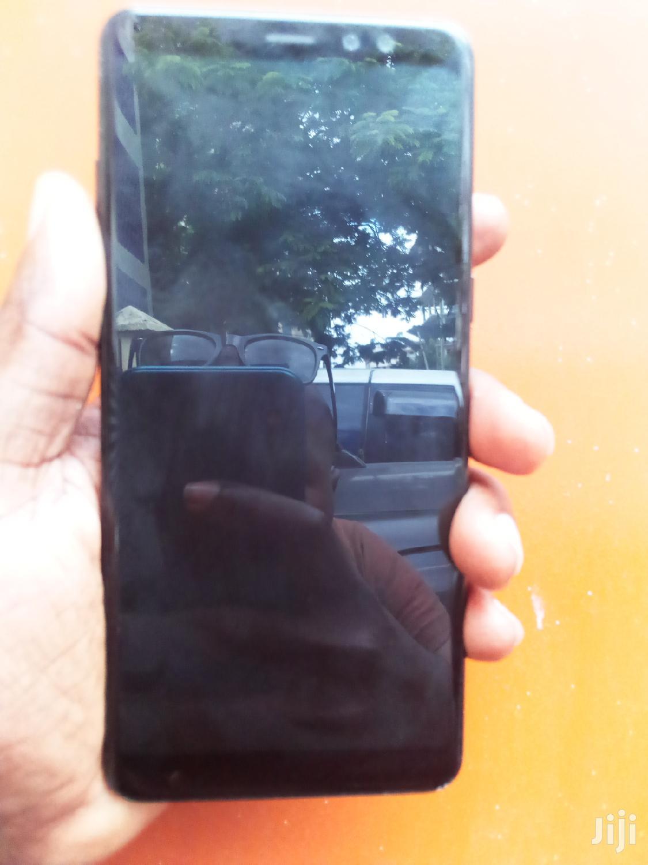 Archive: Samsung Galaxy A8 Plus 32 GB Black
