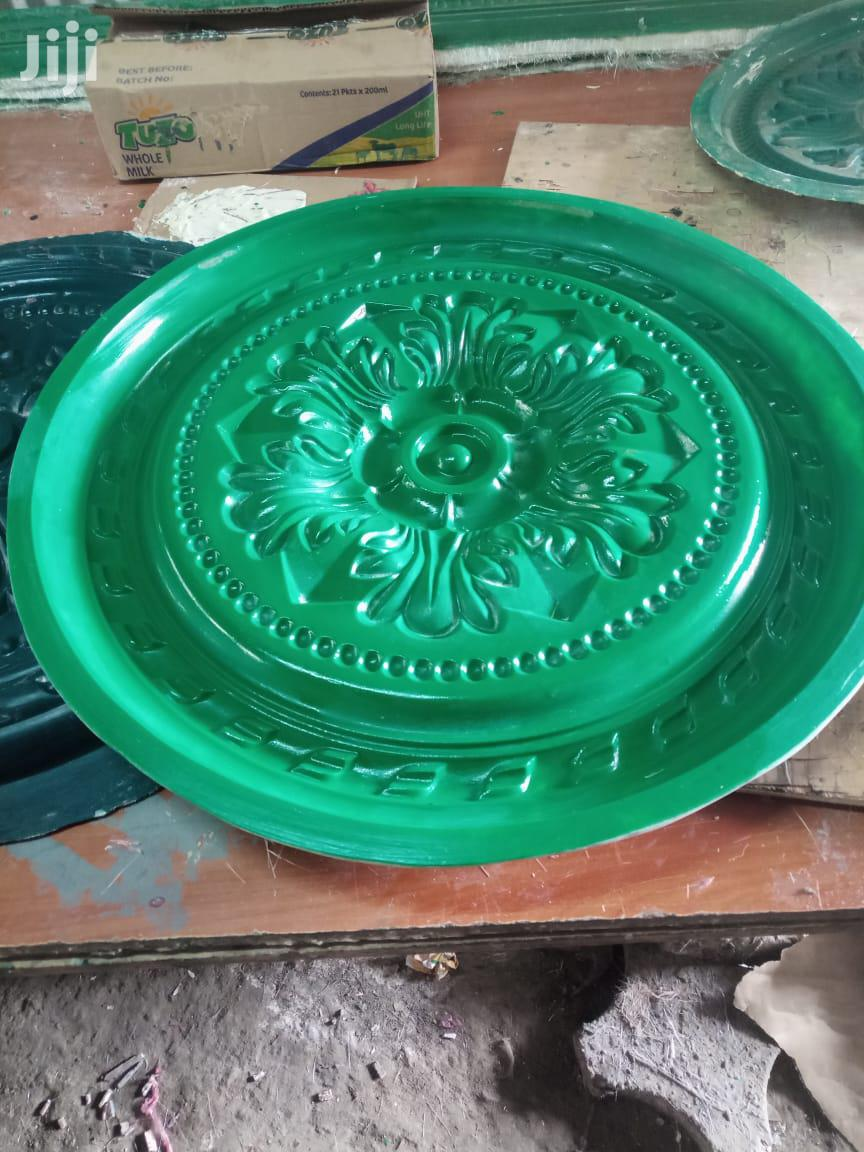 Archive: We Make Molds for Making Gypsum Medallions