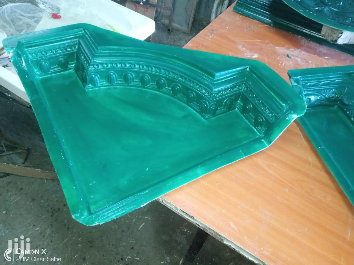 Archive: Molds For Making Gypsum Corner Flowers
