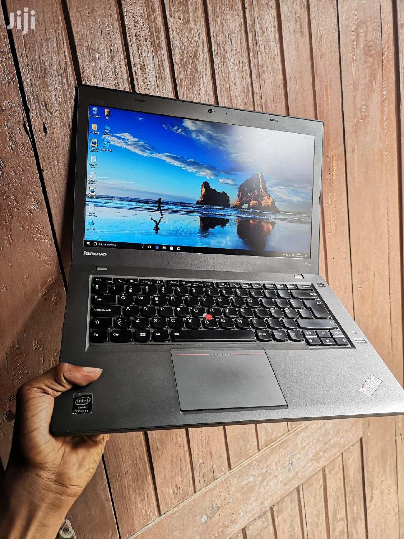 Archive: Laptop Lenovo ThinkPad T440 4GB Intel Core i5 HDD 500GB