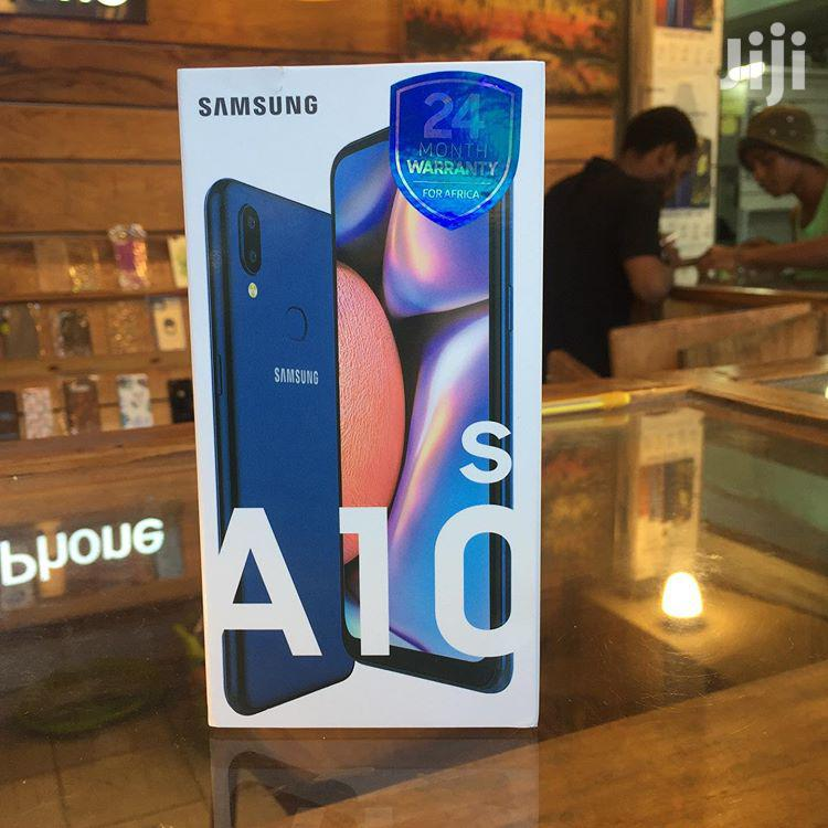 Archive: New Samsung Galaxy A10s 32 GB