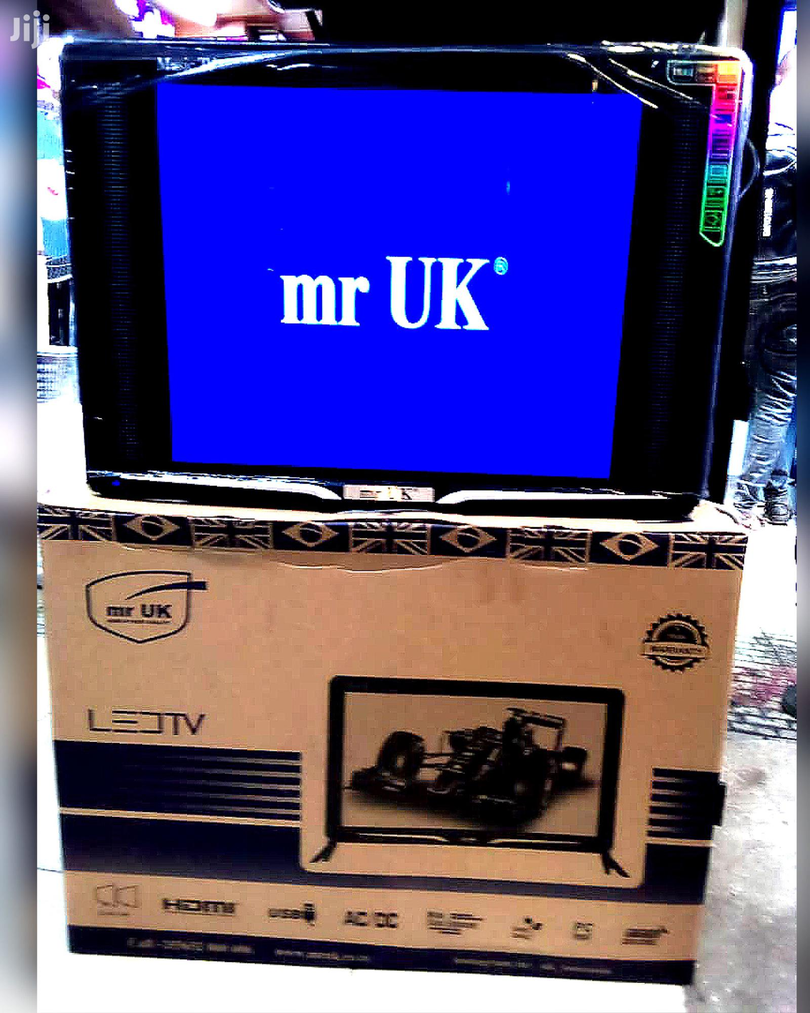Mr UK LED TV 18 Inches | TV & DVD Equipment for sale in Ilala, Dar es Salaam, Tanzania