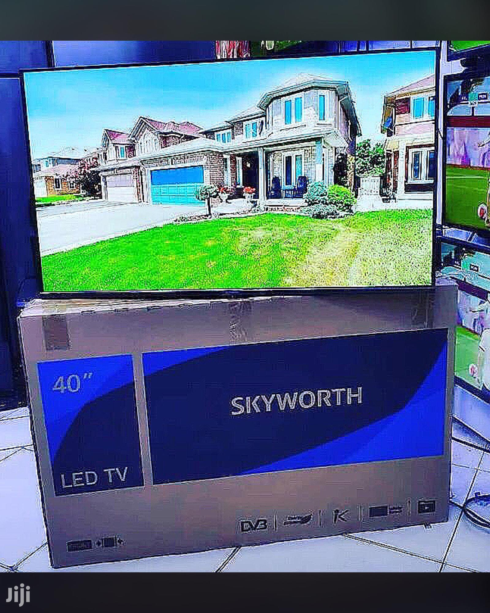 """Skyworth 40"""" LED TV"""