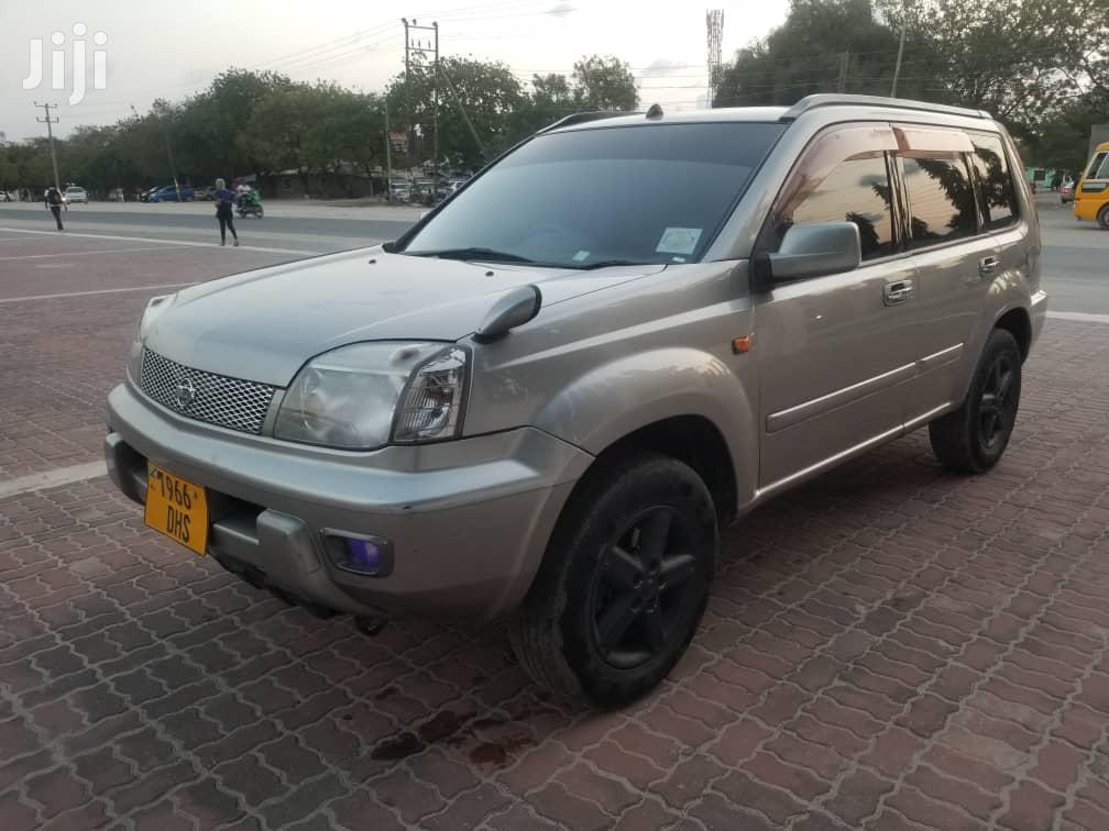 Nissan X-Trail 2002 Silver | Cars for sale in Kinondoni, Dar es Salaam, Tanzania
