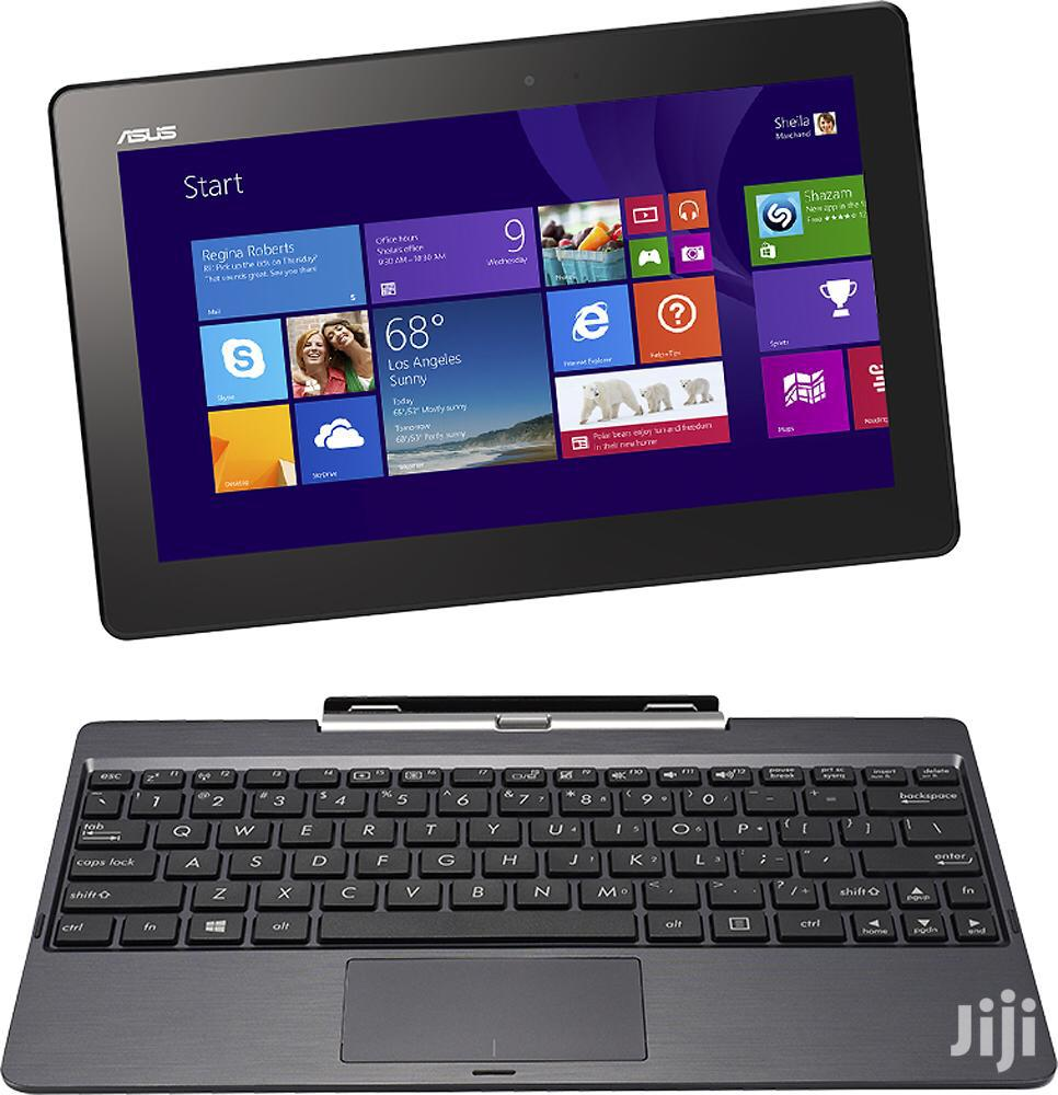 Laptop Asus Transformer Book T100 2GB Intel Atom SSD 60GB | Laptops & Computers for sale in Ilala, Dar es Salaam, Tanzania