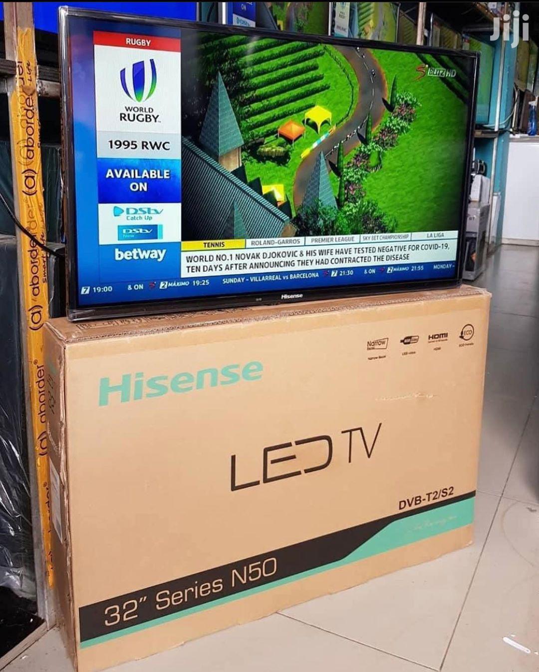 Hisense LED TV 32 Inches N50 Series