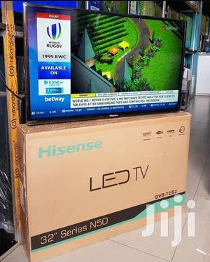 Hisense LED TV 32 Inches N50 Series | TV & DVD Equipment for sale in Dar es Salaam, Ilala