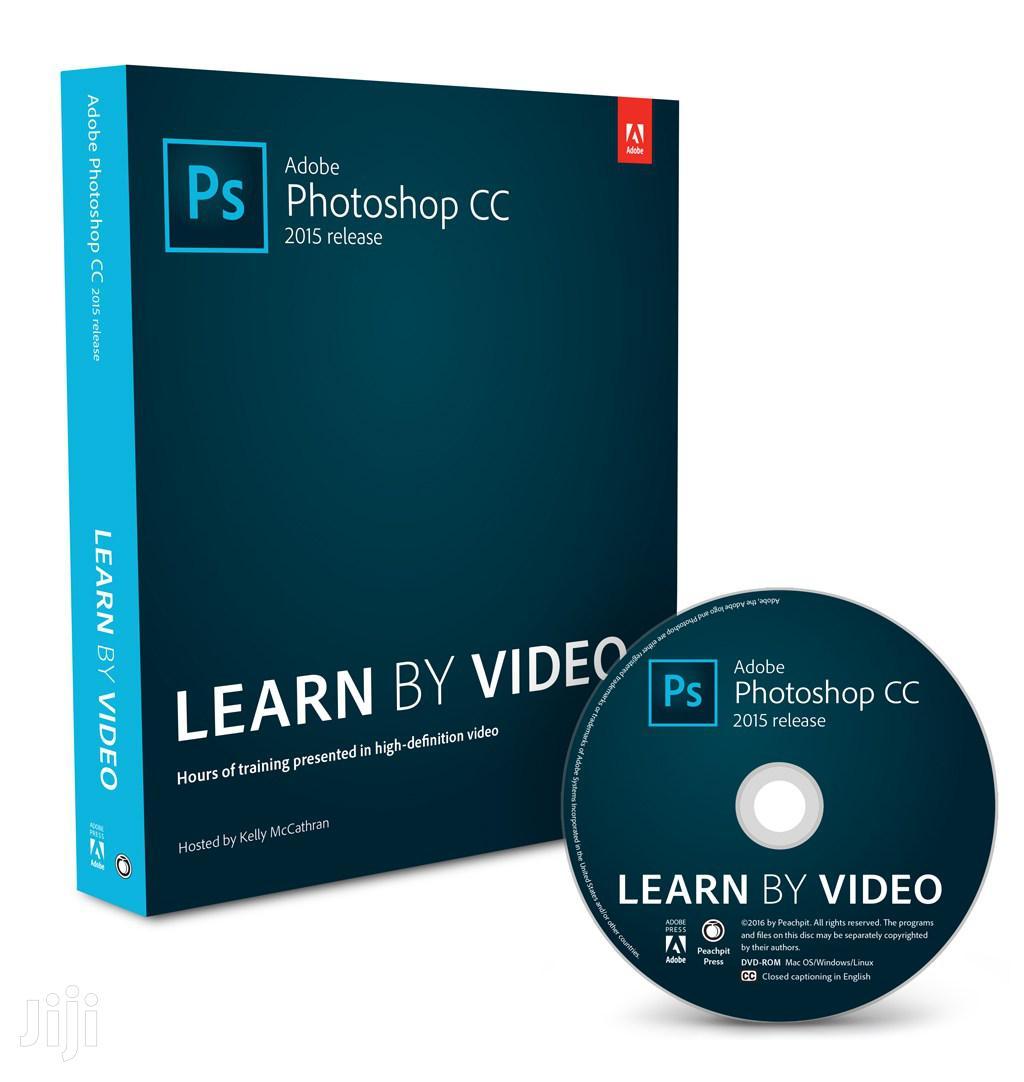 Adobe Photoshop & After Effect Video Training Tutorials