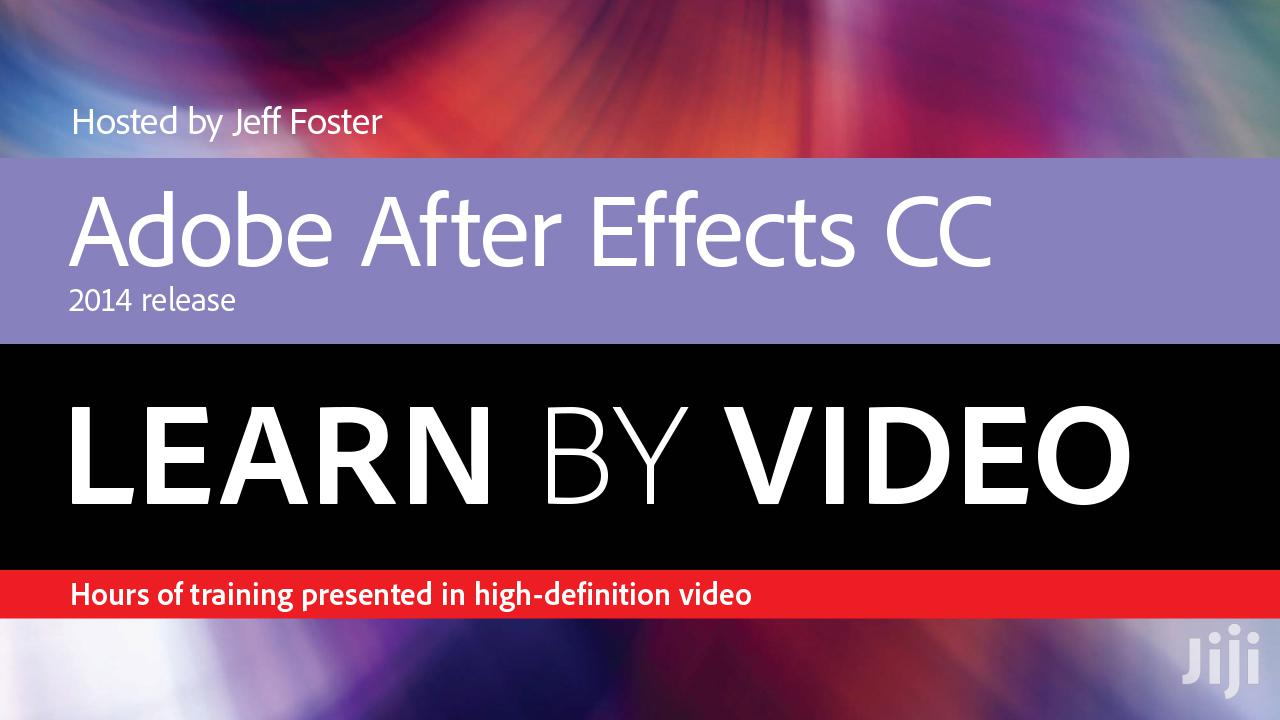Adobe Photoshop & After Effect Video Training Tutorials | CDs & DVDs for sale in Ilala, Dar es Salaam, Tanzania