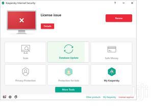 Antivirus Licence Renew Fix   Software for sale in Dar es Salaam, Ilala