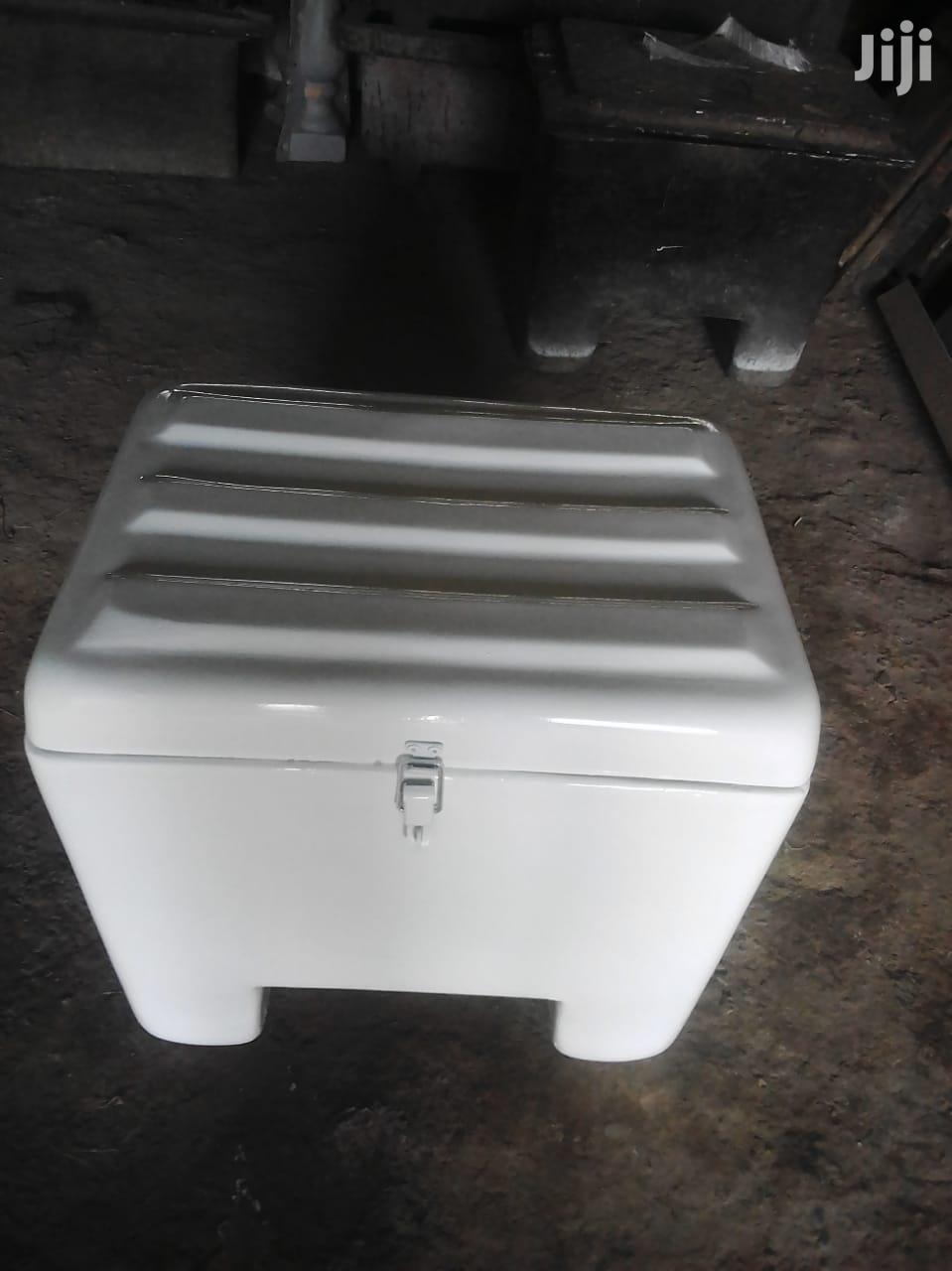 Archive: We Make Fibreglass Carrier Boxes For Motorbikes For Delivery