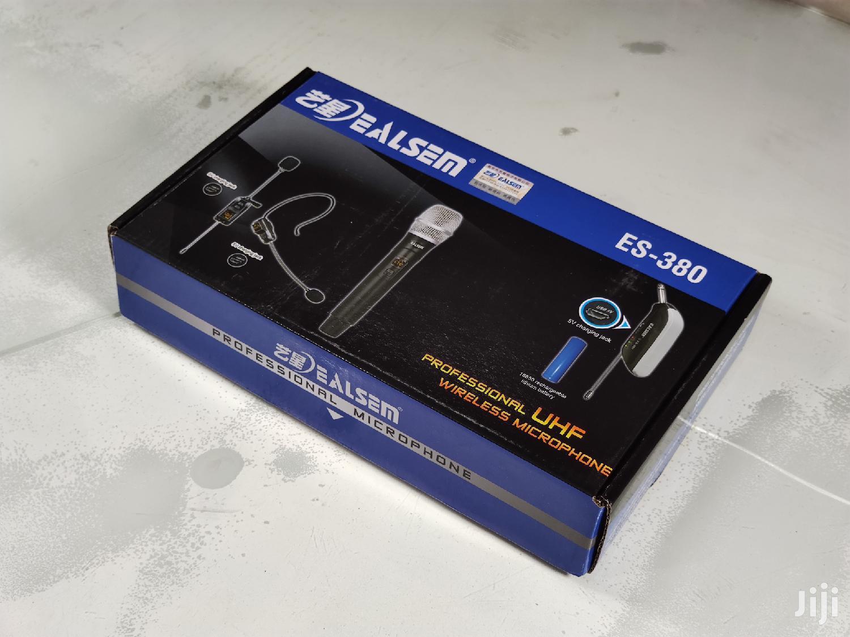 Archive: Ealsem ES-380 Wireless Dynamic Microphone