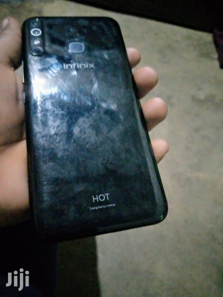 Infinix Hot 8 32 GB Black