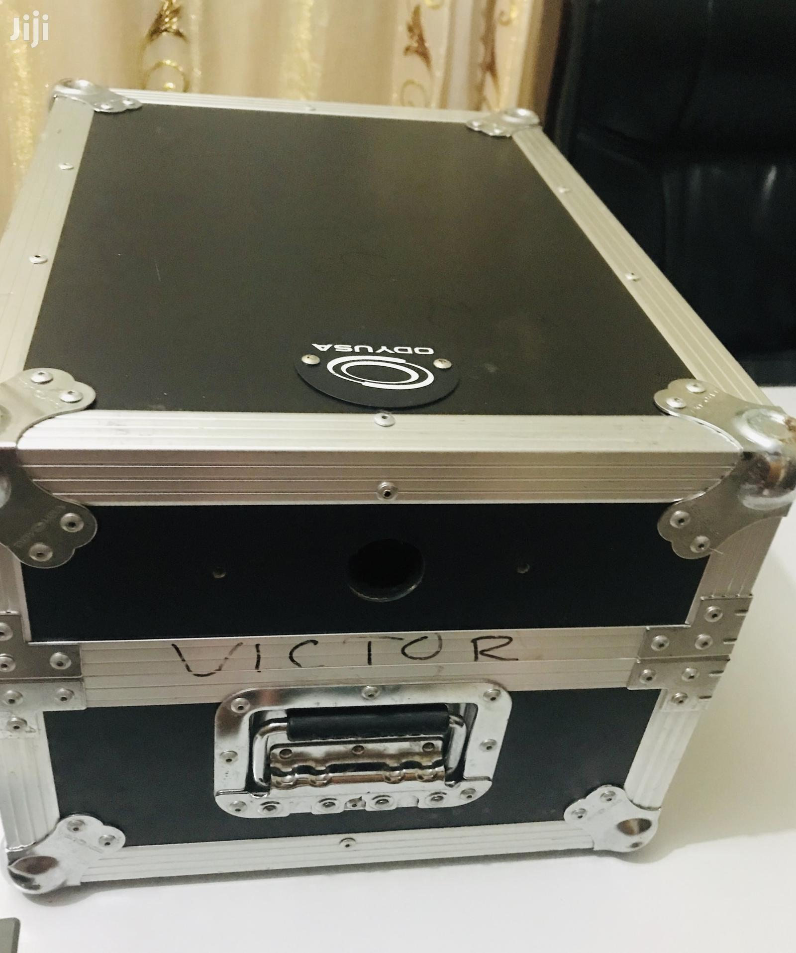 Archive: Original Mixer Case