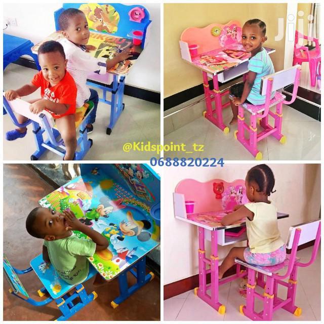 Kids Homework Desk