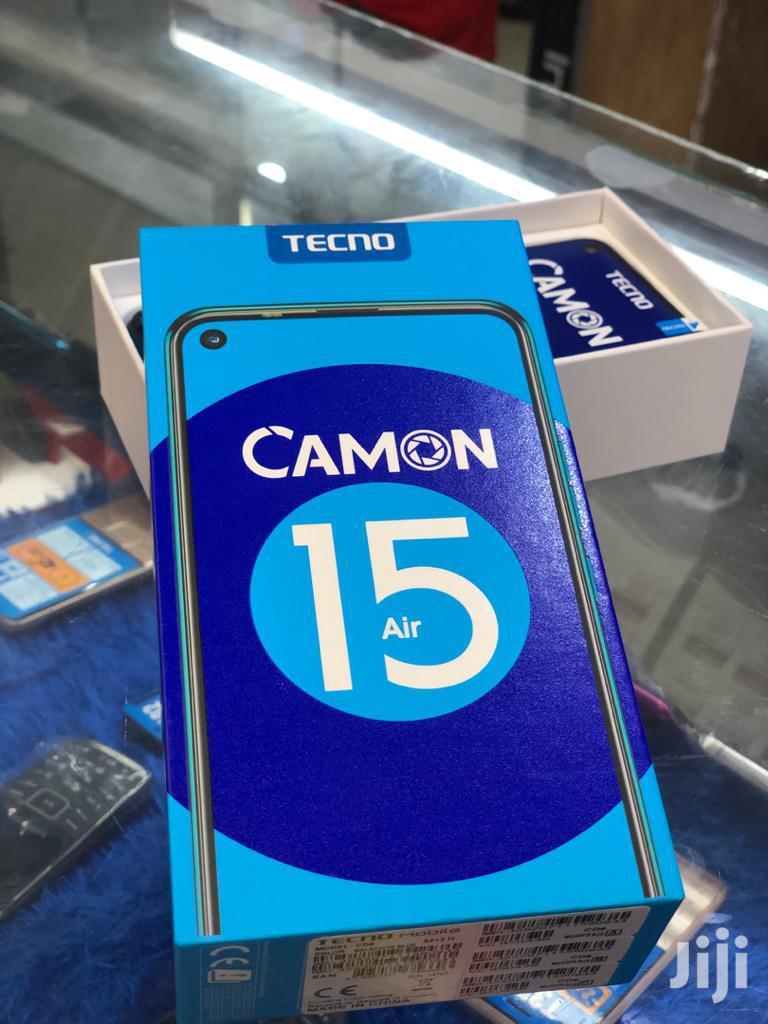 New Tecno Camon 15 Air 64 GB   Mobile Phones for sale in Ilala, Dar es Salaam, Tanzania